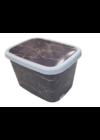 Melisa tároló doboz mintás gyerekeknek 50l ME-110 feketemárvány