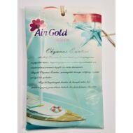 Air Gold illatosító tasak, óceán illatú