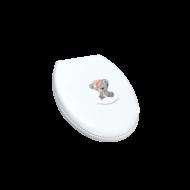 Berossi wc ülőke álmos maci AC158013