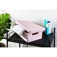 Emhouse tároló doboz tetővel EP-410 ÚJ