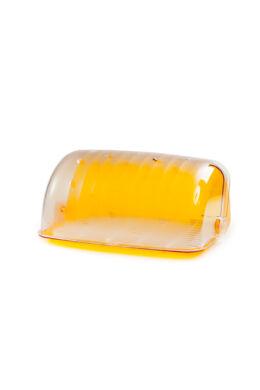 Berossi kenyértartó santi sárga átlátszó IK03118