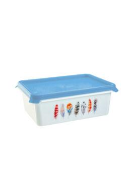 Berossi tároló doboz serenity 1l búzavirágkék IK54361