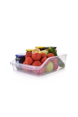 Hobby zöldségtároló átlátszó alacsony 031063