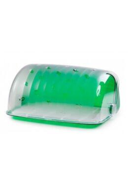 Berossi kenyértartó santi átlátszó zöld IK03111
