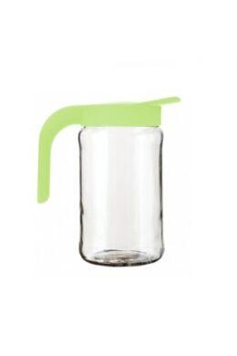 Berossi kancsó üveg 1,5l világoszöld, IK09038 ÚJ