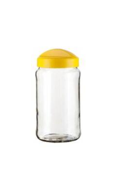 Berossi tároló üveg 1,5l napsárga, IK19334 ÚJ