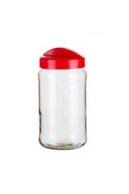 Berossi tároló üveg 1,5l vörös IK19346