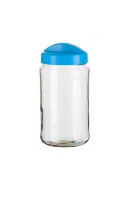 Berossi tároló üveg 1,5l lagúnakék, IK19347 ÚJ