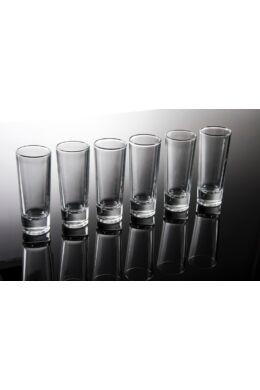 Sigma üveg pohár shotos szett 6 részes 6x6,6cl SGM04402 ÚJ