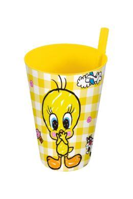 Tuffex Csőrike pohár szívószállal TP512-53 ÚJ