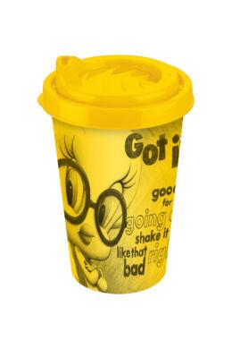 Tuffex Csőrike kávés pohár TP514-53 ÚJ