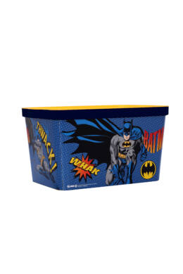 Tuffex Batman tároló doboz 24l TP601-50 ÚJ
