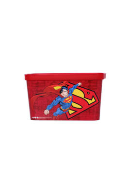 Tuffex Superman tároló doboz 24l TP601-51 ÚJ oldal