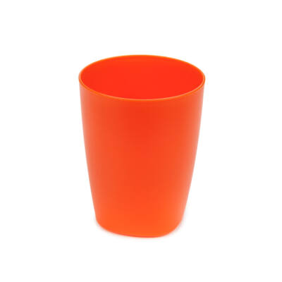 Berossi pohár aqua mandarinsárga AC19540