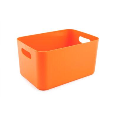 Berossi kosár joy mandarinsárga AC26340