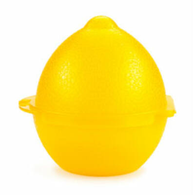 Berossi citromtartó citromsárga IK18977