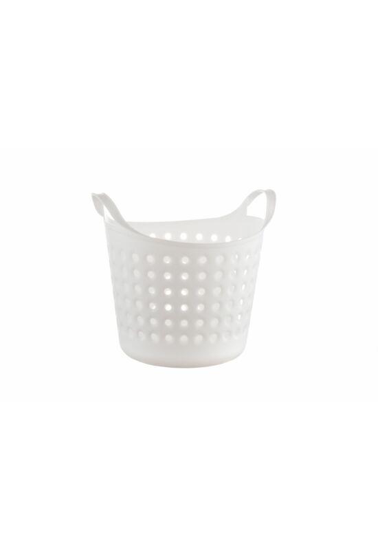 Berossi kosár soft 4,1l fehér IK30801