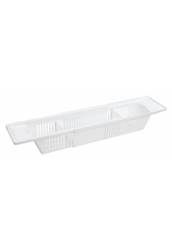 Berossi fürdőkád polc toys fehér AC20701