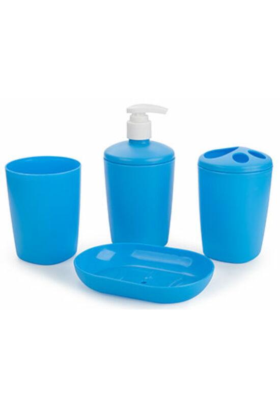 Berossi fürdőszobai szett aqua lagúnakék AC22147