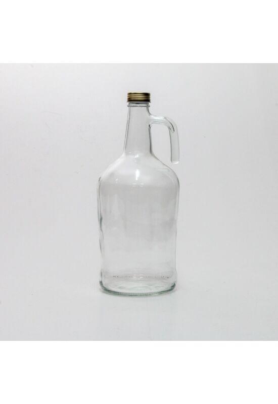 Sigma üveg palack csavarzáras 3l SGM01428 ÚJ