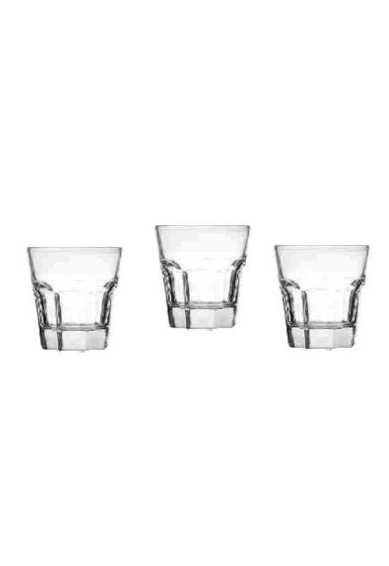 Sigma üveg pohár kávés marokkó szett 3 részes 3x0,14l SGM03944 ÚJ